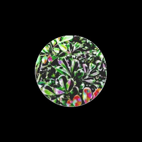 Foliage-6 Round Coaster
