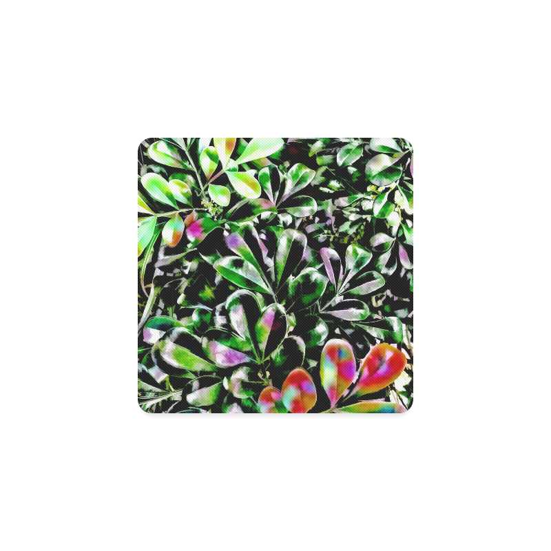 Foliage-6 Square Coaster