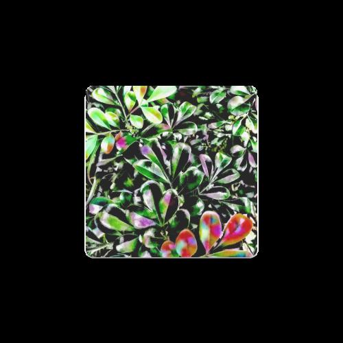 Foliage-6 Square Coaster