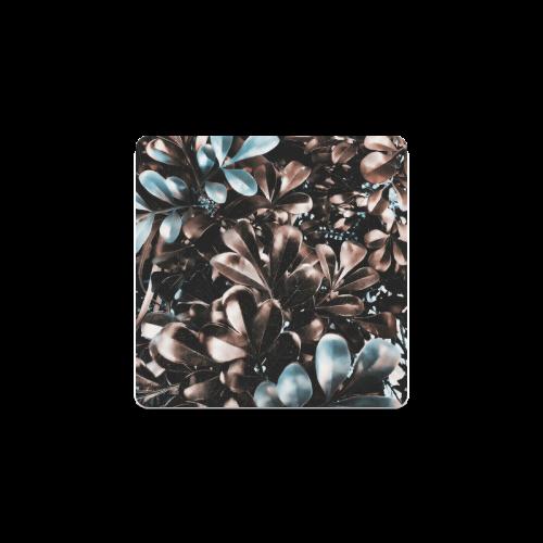 Foliage-5 Square Coaster