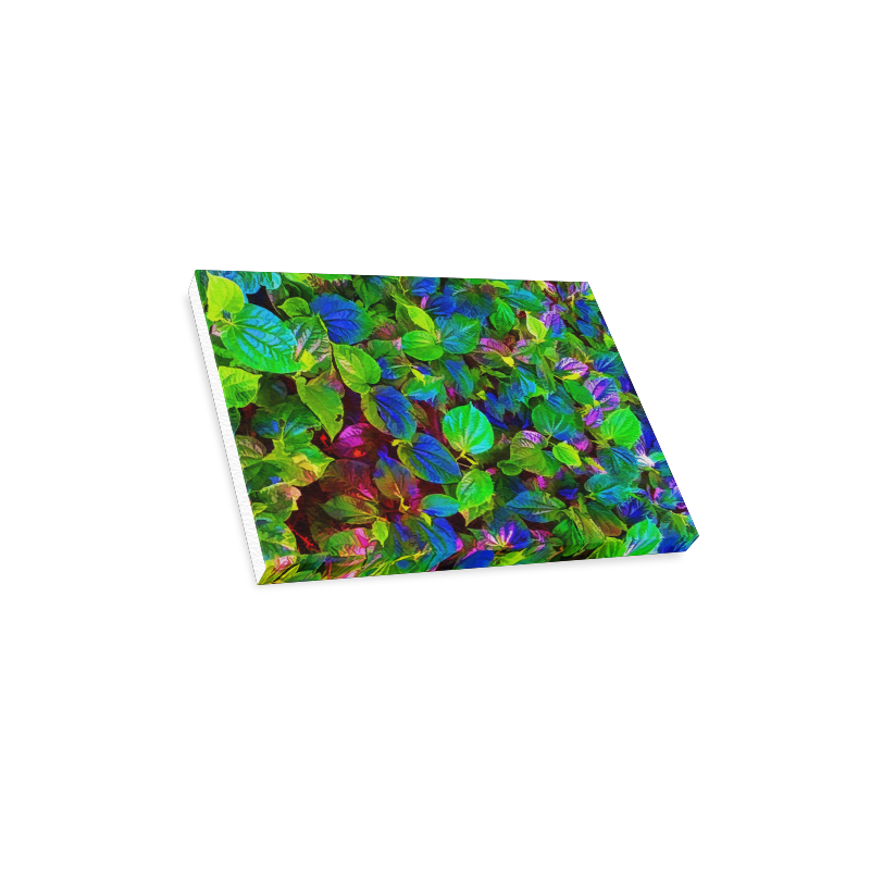 "Foliage-7 Canvas Print 16""x12"""