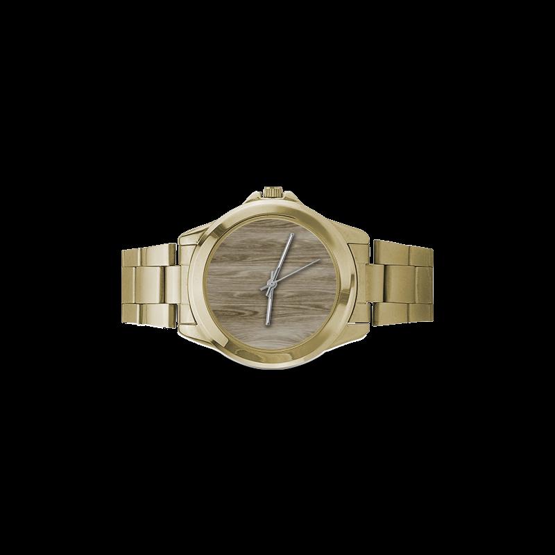 wooden structure 3 Custom Gilt Watch(Model 101)