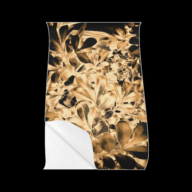 "Foliage #2 Gold - Jera Nour Poster 22""x34"""