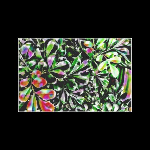 "Foliage-6 Poster 11""x17"""
