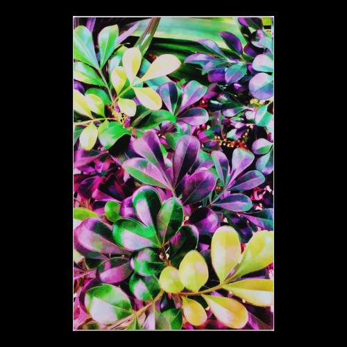 "Foliage-3 Poster 23""x36"""