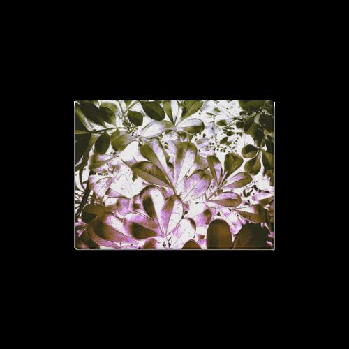 "Foliage-4 Canvas Print 16""x12"""