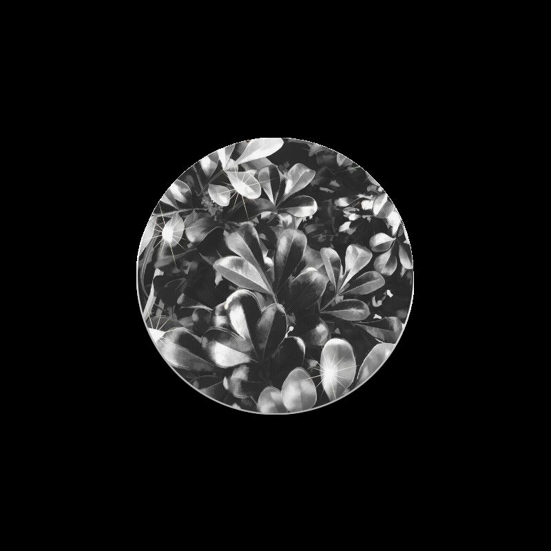 Foliage-1 Round Coaster