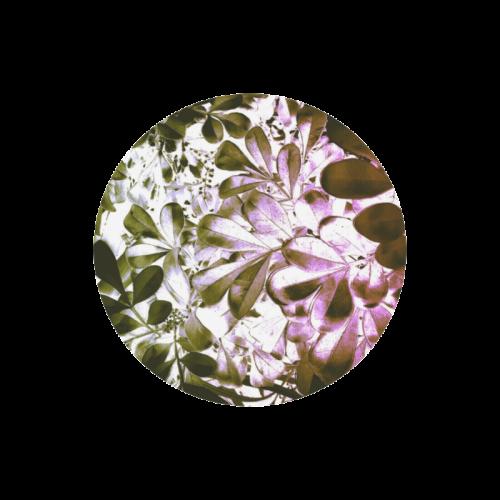 Foliage #4 - Jera Nour Round Mousepad