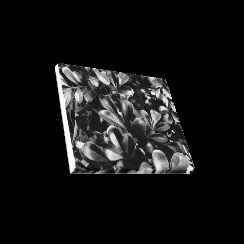 "Foliage #1 - Jera Nour Canvas Print 14""x11"""