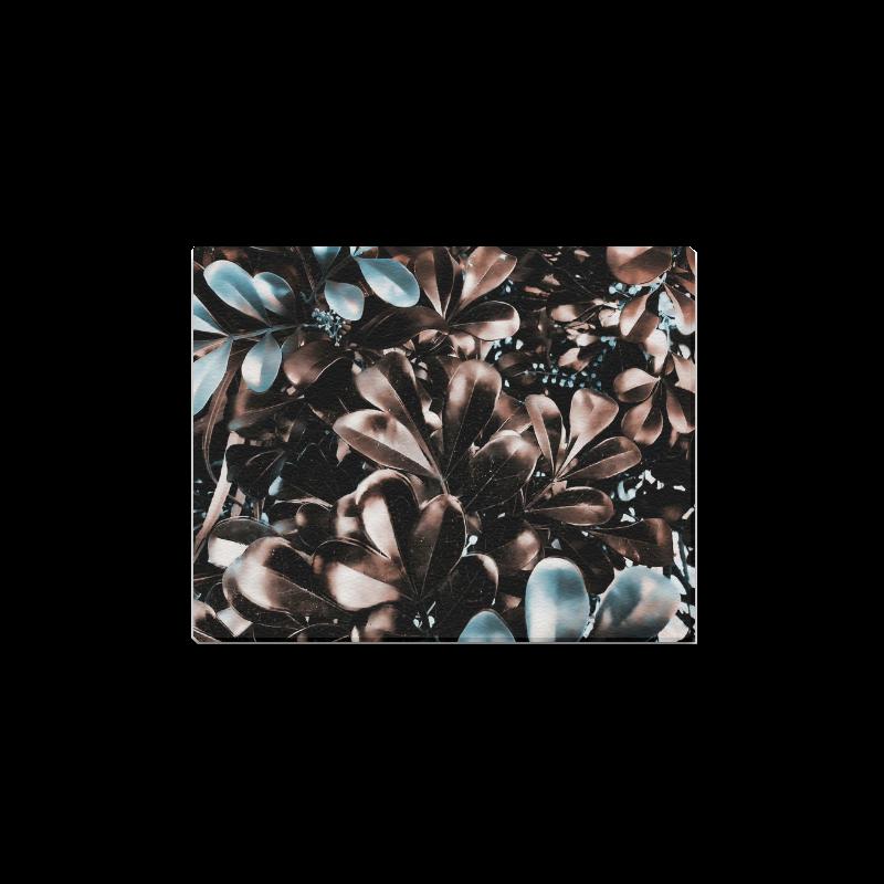 "Foliage-5 Canvas Print 14""x11"""