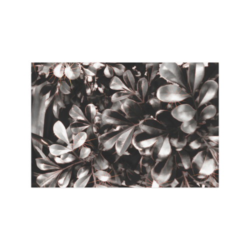 "Foliage-1 Red Edge Poster 20""x30"""