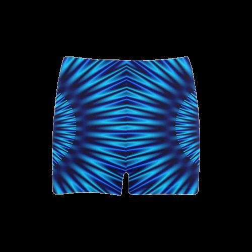 Blue Lagoon Briseis Skinny Shorts (Model L04)