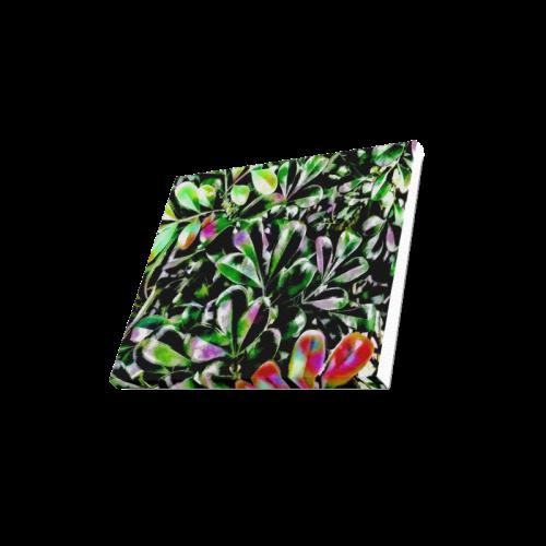 "Foliage-6 Canvas Print 14""x11"""
