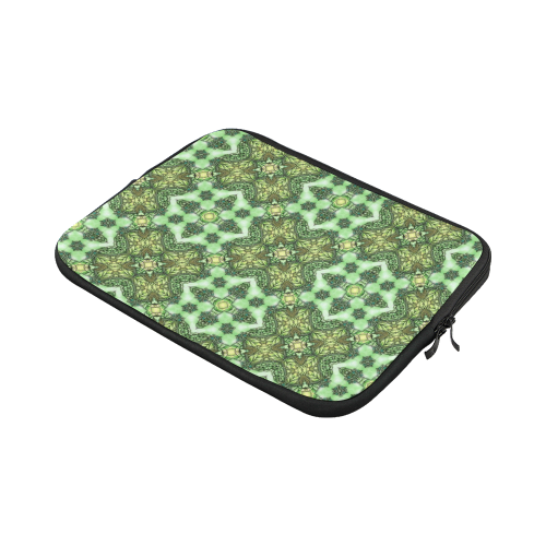 Mandy Green - Forest Garden pattern 2 Laptop Sleeve 11''