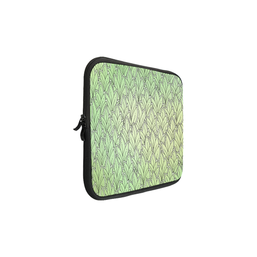Mandy Green - Leaves Pattern Macbook Pro 13''
