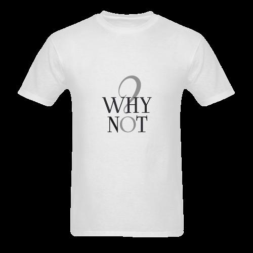 Whynot? Jera Nour | Sunny Men's T- shirt (Model T06)