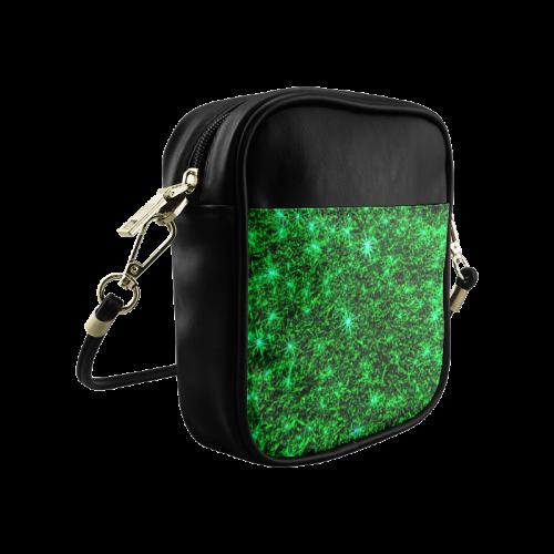 Sparkling Green - Jera Nour | Sling Bag (Model 1627)