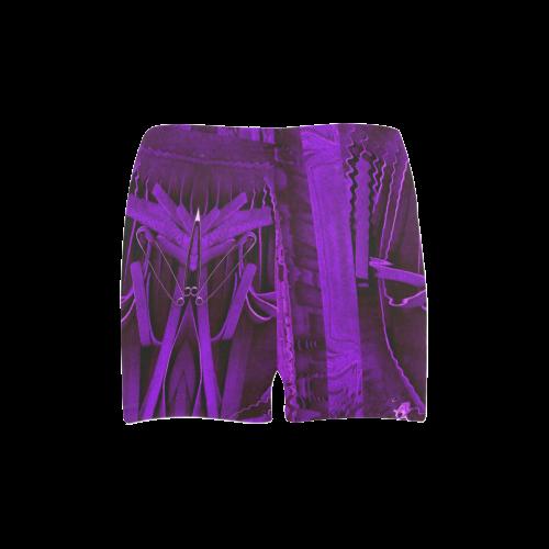 Why Not Briseis Skinny Shorts (Model L04)