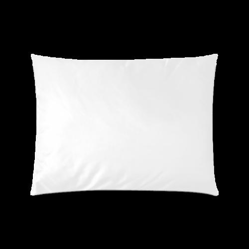 "Panda Bear Custom Picture Pillow Case 20""x26"" (one side)"