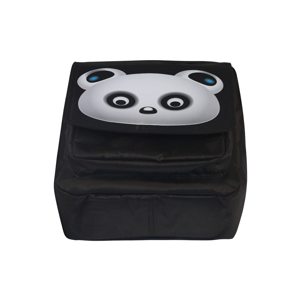 Panda Bear Crossbody Nylon Bags (Model 1633)