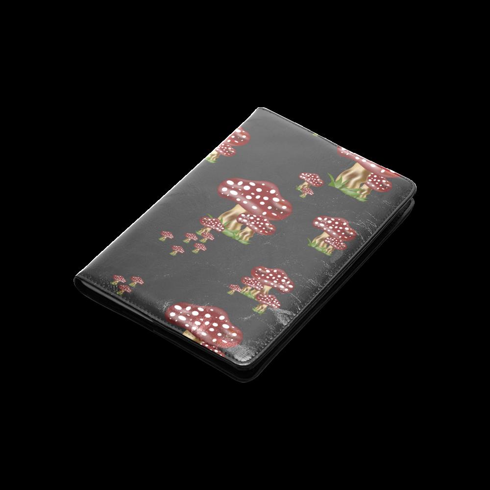 Mushrooms Custom NoteBook A5