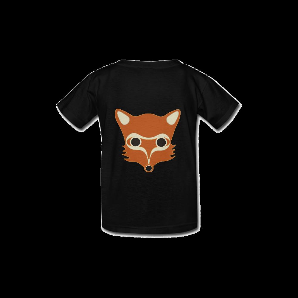 Fox Kid's  Classic T-shirt (Model T22)