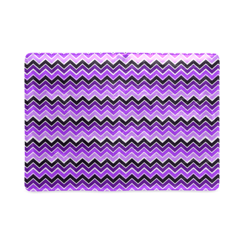 PurpleChevrons Custom NoteBook A5