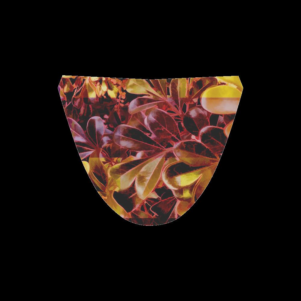 Foliage Patchwork #11 - Jera Nour Unisex Casual Shoes (Model 004)