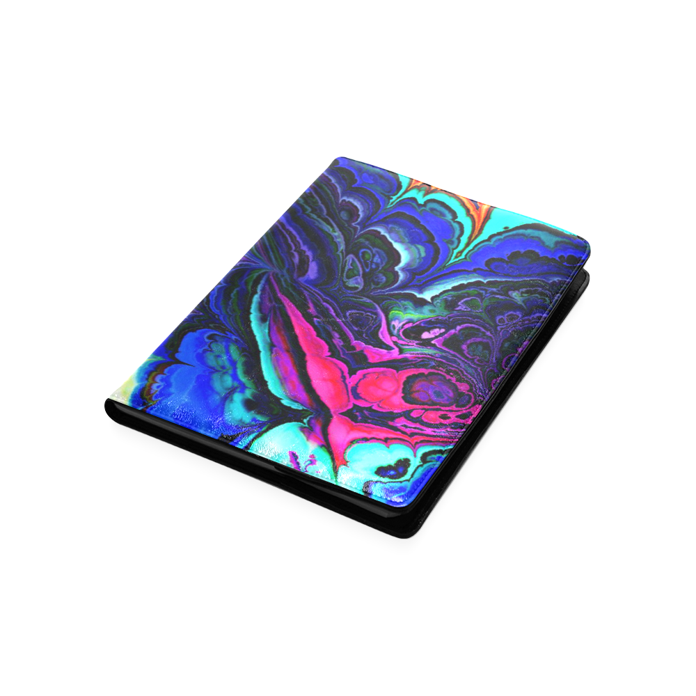 amazing fractal 416b Custom NoteBook B5