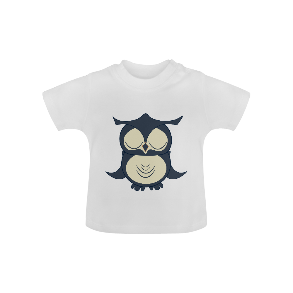 Owl Baby Classic T-Shirt (Model T30)