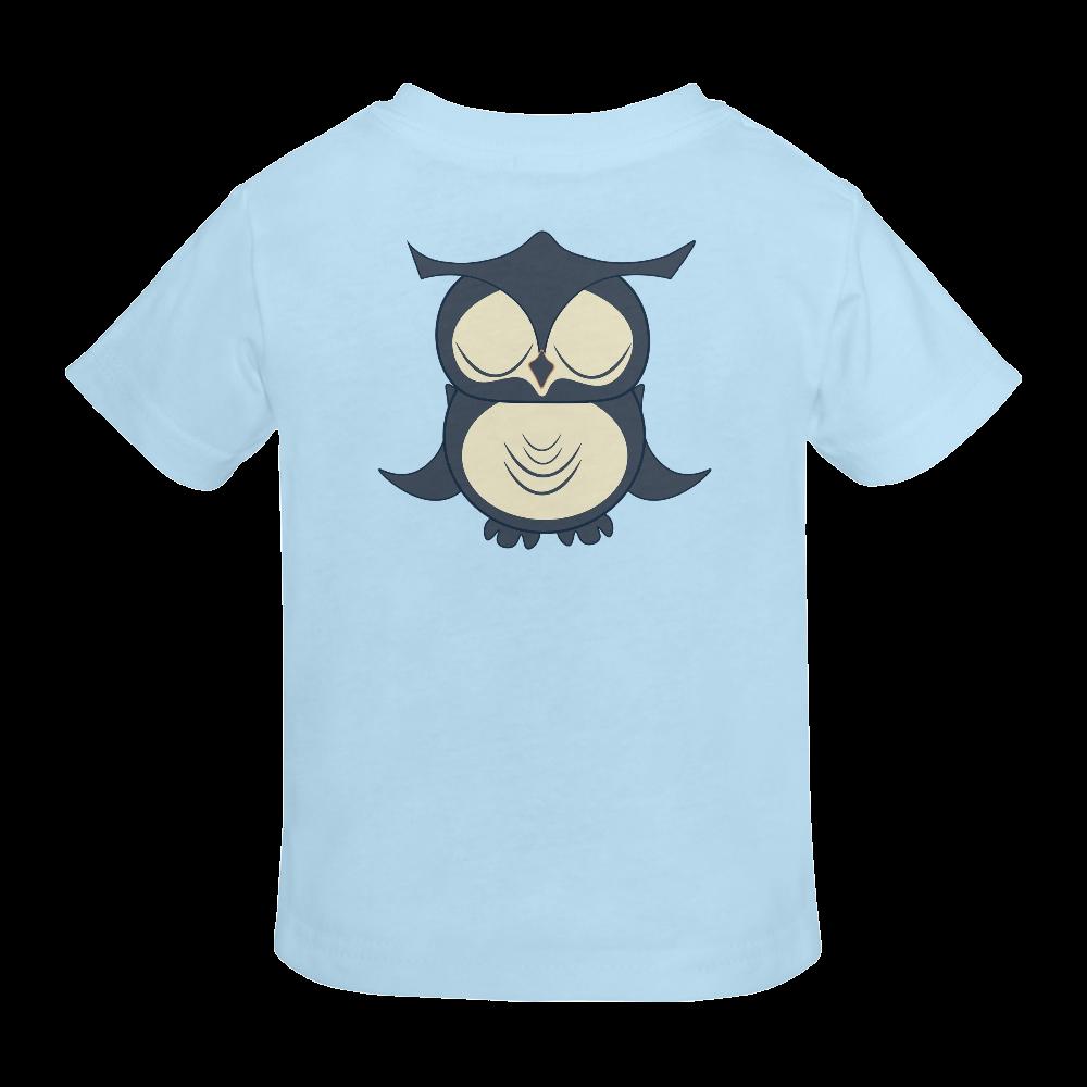 Owl Sunny Youth T-shirt (Model T04)