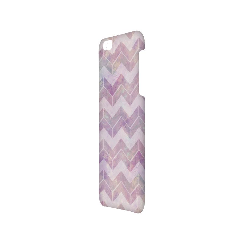 Chevron with watercolors Hard Case for iPhone 6/6s plus