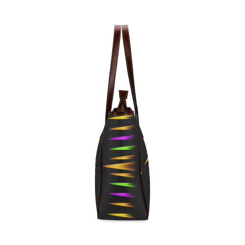 Fireworks and calming down Classic Tote Bag (Model 1644)