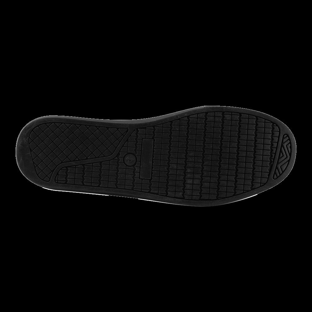 Foliage Patchwork #10 - Jera Nour Men's High Top Canvas Shoes (Model 002)