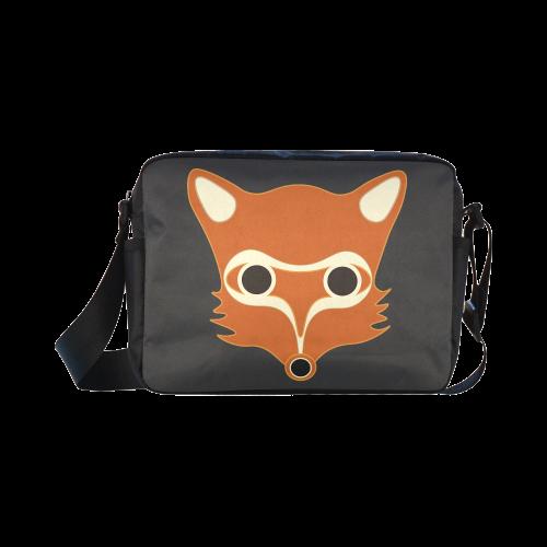 Fox Classic Cross-body Nylon Bags (Model 1632)