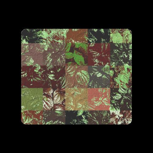 Foliage Patchwork #4 - Jera Nour Men's Clutch Purse (Model 1638)