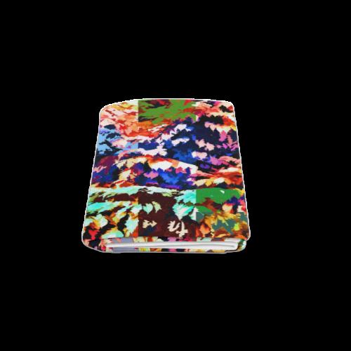 "Foliage Patchwork-7 - Jera Nour Blanket 50""x60"""