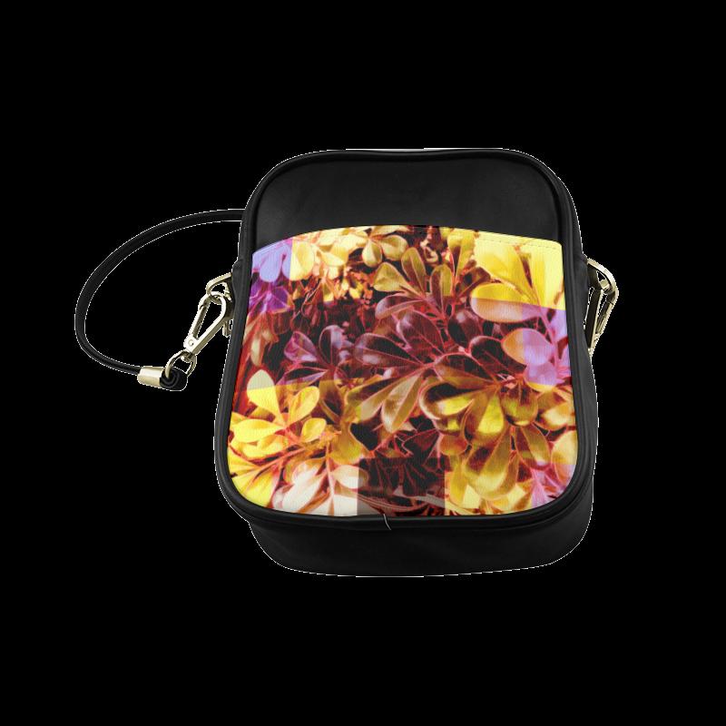 Foliage Patchwork #11 - Jera Nour Sling Bag (Model 1627)