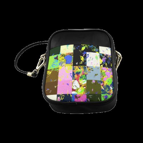 Foliage Patchwork #3 - Jera Nour Sling Bag (Model 1627)