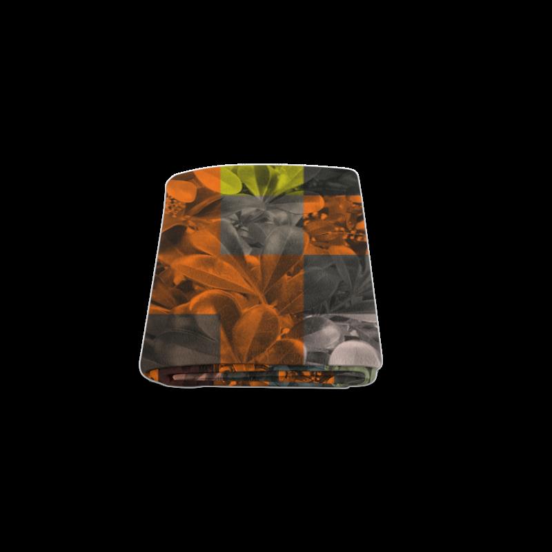 "Foliage Patchwork #9 - Jera Nour Blanket 40""x50"""
