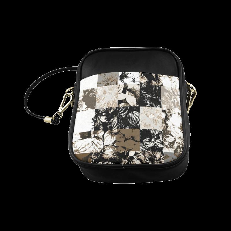 Foliage Patchwork #8 - Jera Nour Sling Bag (Model 1627)