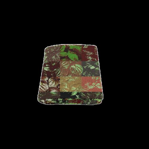 "Foliage Patchwork #4 - Jera Nour Blanket 40""x50"""