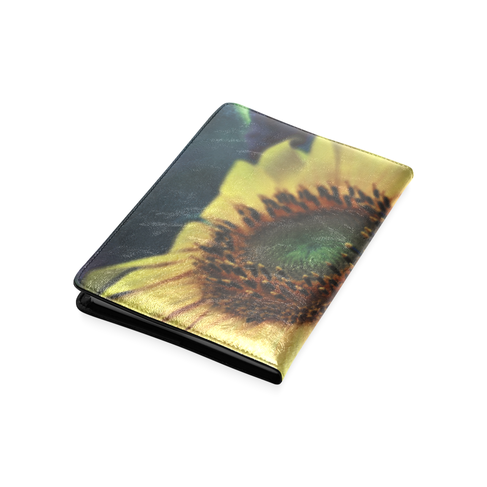 Sunflower Custom NoteBook A5