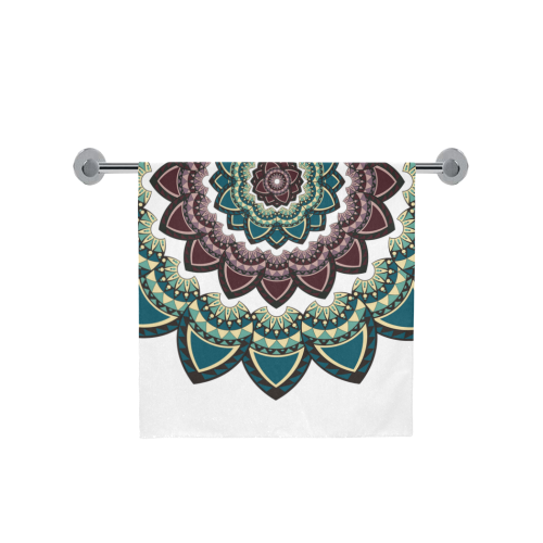 "Mandala I Bath Towel 30""x56"""