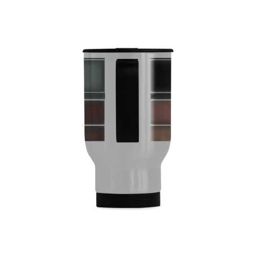 TechTile #1 - Jera Nour Travel Mug (Silver) (14 Oz)