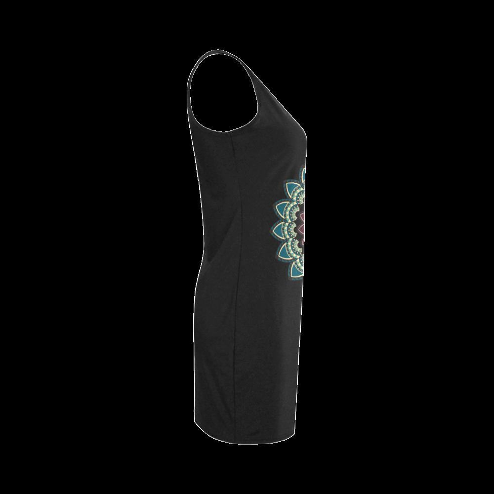 Mandala I Medea Vest Dress (Model D06)