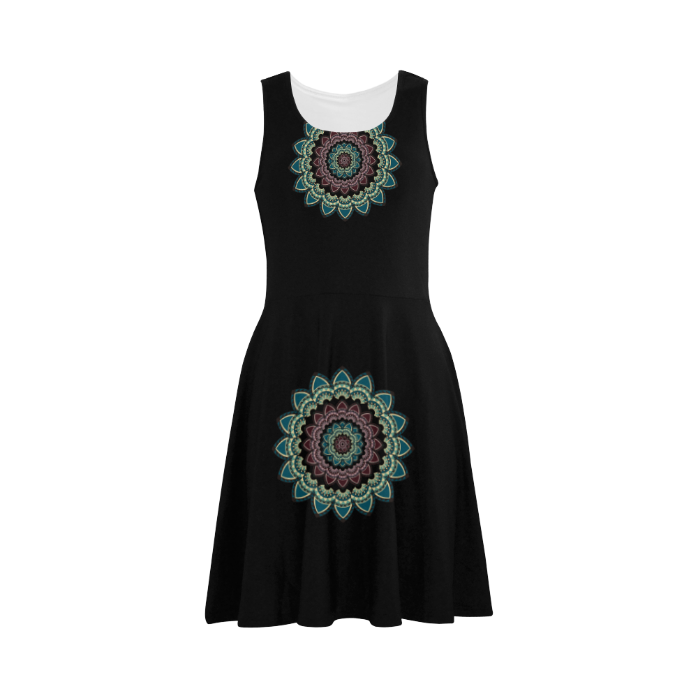 Mandala I Atalanta Sundress (Model D04)
