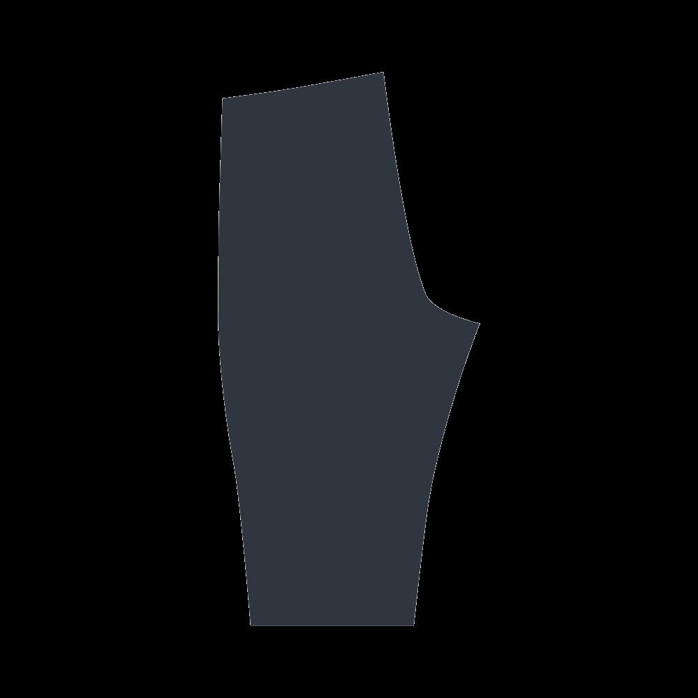 Mandala I Hestia Cropped Leggings (Model L03)