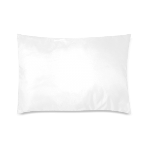 "Sunflower Custom Zippered Pillow Case 20""x30"" (one side)"