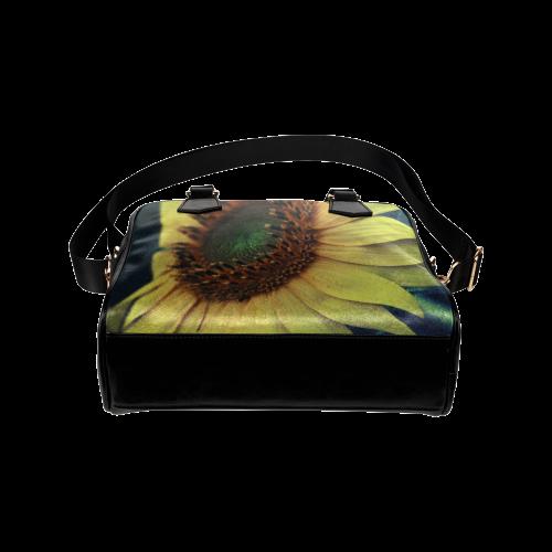 Sunflower Shoulder Handbag (Model 1634)